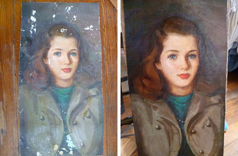 Oil Painting Restoration Nyc